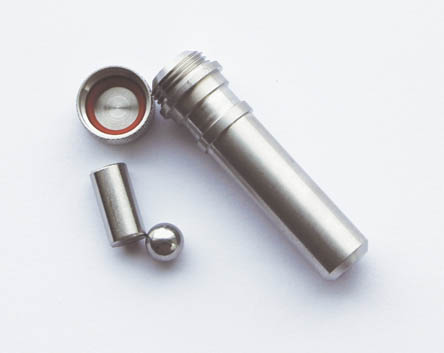 Stainless Steel Lysing Matrix Tubes